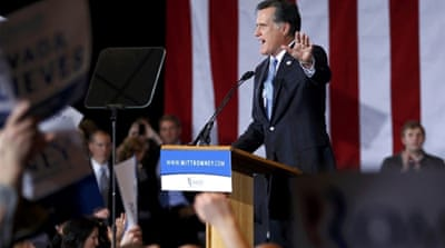 Romney wins Nevada Republican caucuses