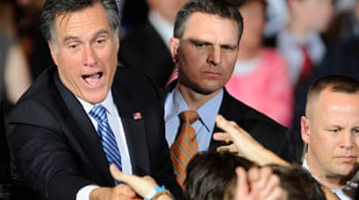 Conservatives don't like Romney