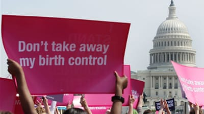 Is there a war on women's health care?