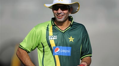 Misbah leads Pakistan out of dark days
