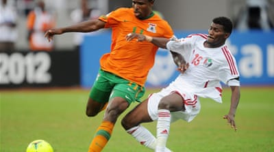 Renard: 'The pressure is on Ghana'