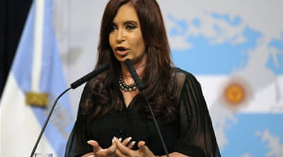 Argentina to take Falklands case to UN