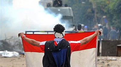Are NGOs fanning unrest in Egypt?