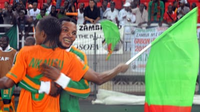 Zambia make Africa Cup of Nations final