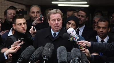 Harry Redknapp cools on England job