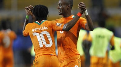 Ivory Coast to meet Zambia in African final