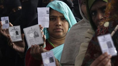 India's most populous state goes to polls