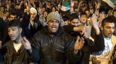 Syrian uprising divides minority communities