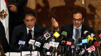 Egypt dossier outlines NGO prosecution