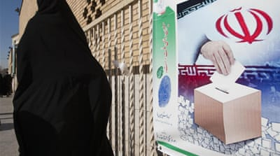 In pictures: Iran elections