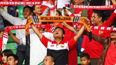 Indonesia vows to fix football saga