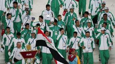 Iraqi athletes look ahead to the Olympics