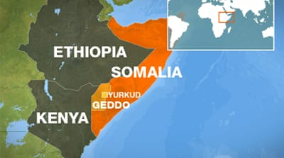 Shabab and Ethiopian troops clash in Somalia