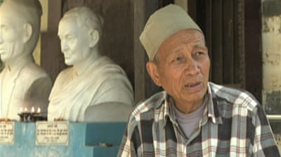 Old age no barrier for Buddhist scholar