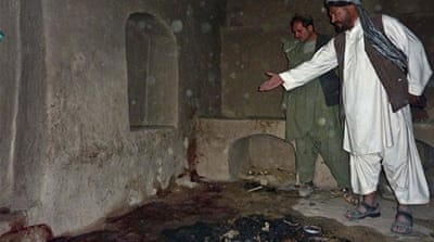 On Sunday, a US soldier murdered 16 civilians in Afghanistan's Kandahar province [Reuters]