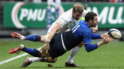 England win Six Nations thriller