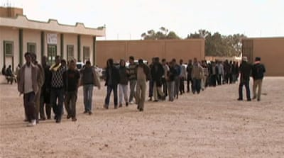 Human smuggling worries Libya