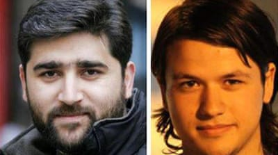 Turkish journalists missing in Syria