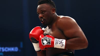 Chisora appeals boxing ban