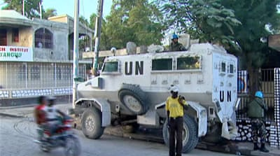 UN Pakistani troops convicted in Haiti trial