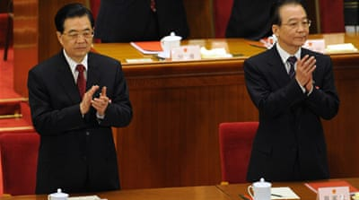 China premier calls for political reforms