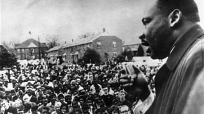 US marks 'I have a dream' commemorations
