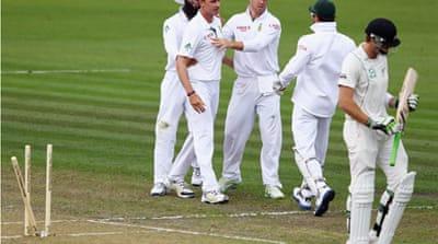 Black Caps reeling after collapse