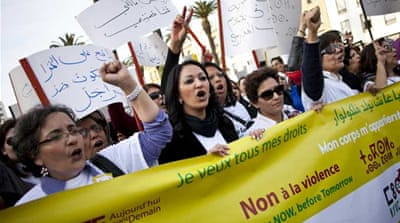 Morocco mulls tougher line on rape-marriages