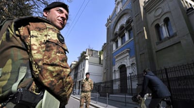 Moroccan arrested in Italy synagogue 'plot'