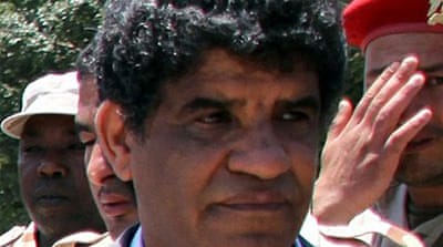 Abdullah al-Senussi was director of Libya's much-feared military intelligence [AFP]