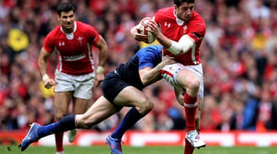 Gutsy Wales complete Grand Slam