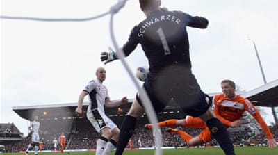 Swansea romp to Fulham win