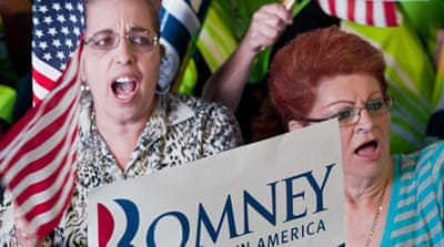 Can Obama win the support of women voters?
