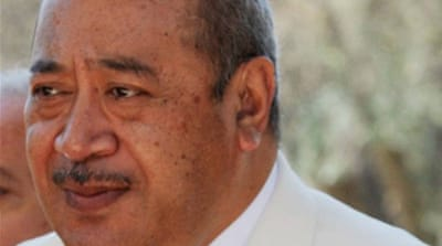 Tonga king dies in Hong Kong hospital