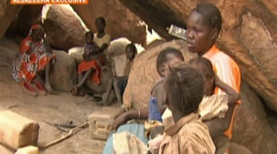 Thousands flee South Kordofan fighting