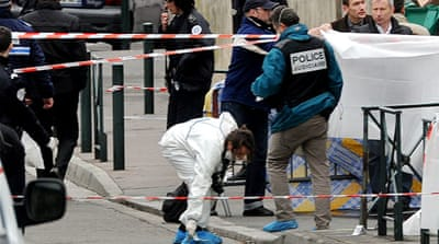 Gunman kills four at French Jewish school