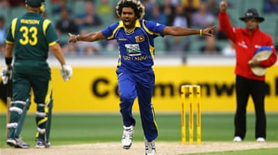 Sri Lanka secure finals berth
