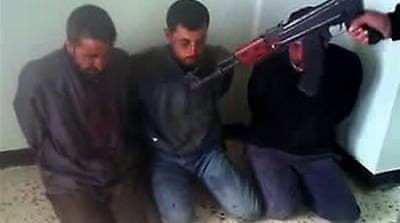 Syrian rebels accused of rights abuses