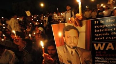'Free Kazmi' campaign gets bigger and louder
