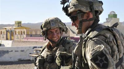 Wife defends US soldier in Afghan massacre