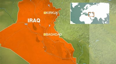 Deadly blasts hit mosques in Iraq