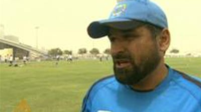 Afghanistan prepare for crucial qualifier
