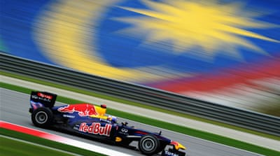 Red Bull aim to hit back in Sepang
