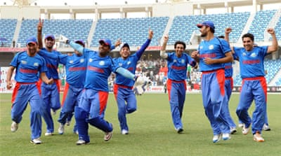 Afghanistan qualify for Twenty20 World Cup