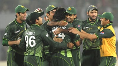 Pakistan win second Asia Cup title