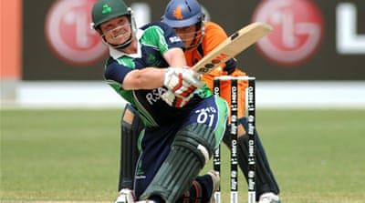 Ireland set up Namibia decider