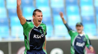 Ireland join Afghanistan at World Cup