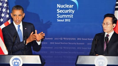 Obama warns N Korea over rocket launch