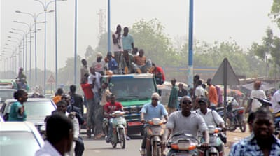Relative calm returns to Mali capital