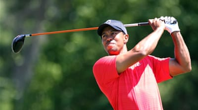 Woods ends title drought